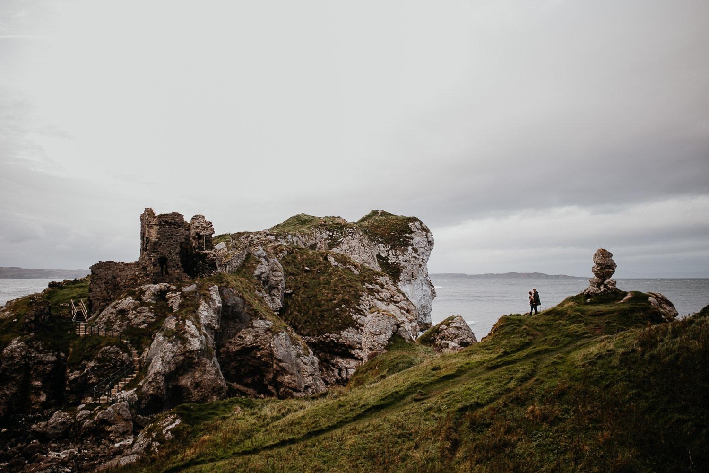 castle ruins, castle, ruins, dunluce castle, northern ireland photographer, irish photographer, northern ireland wedding photographer, berlin wedding photographer, adventure photographer, giants causeway, causeway, county antrim, antrim