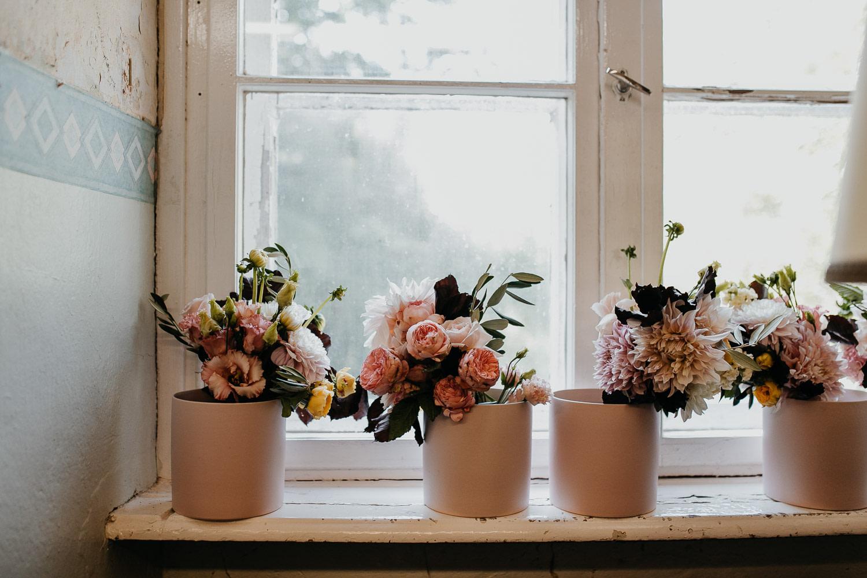 flower bouquet, wedding bouquet, bridesmaids bouquet